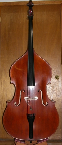 Chinese double bass